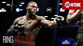 RING RESUME: Deontay WilderPart ISHOWTIME Boxing