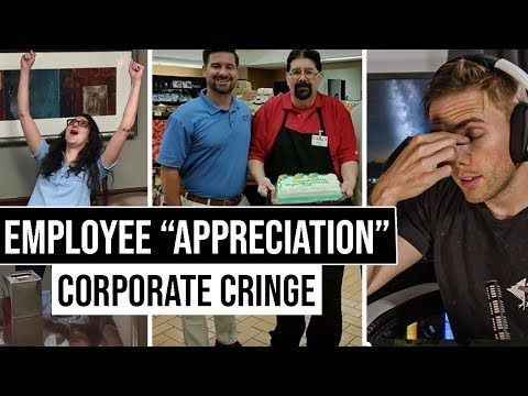 "Employee ""Appreciation"" - CORPORATE CRINGE 