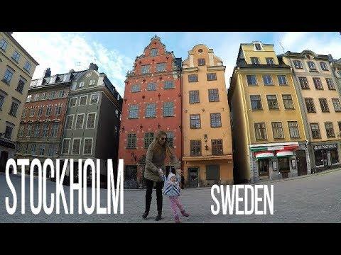 Stockholm II Švedska II Putovanje sa detetom