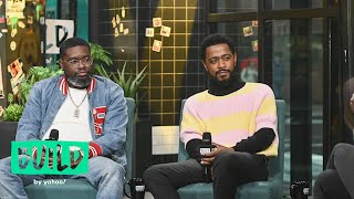 "Lakeith Stanfield & Lil Rel Howery Speak On The Romantic-Drama, ""The Photograph"""