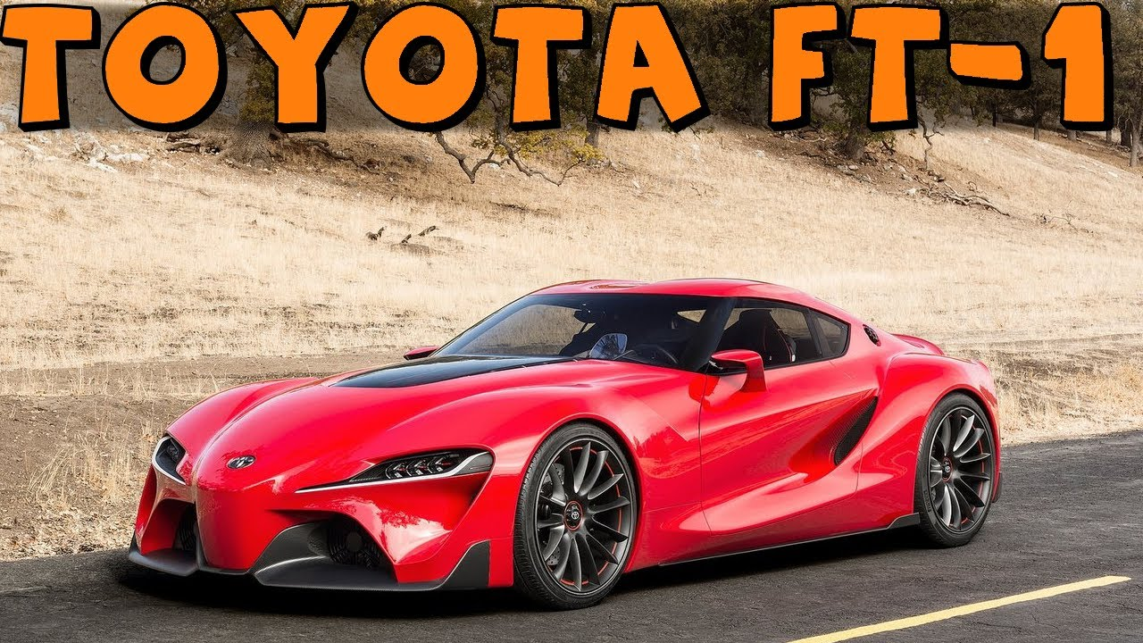 gran turismo 6 | toyota ft-1 | test drive, review and hoonage