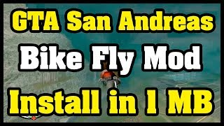 How To Download and Install Bike Fly Cleo Mod in GTA San Andreas
