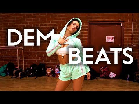 Dem Beats Part 1 - Todrick feat RuPaul | Brian Friedman Choreography