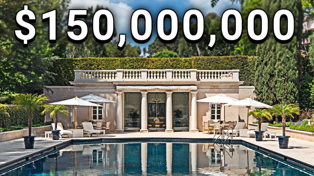 Most Expensive House In La >> Most Expensive Homes Ever Sold In Los Angeles