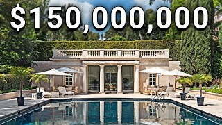 Most Expensive Homes Ever Sold in Los Angeles