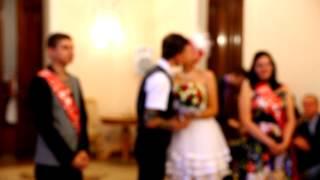 Александр и Анна Угаровы. Неформальная свадьба.Иваново