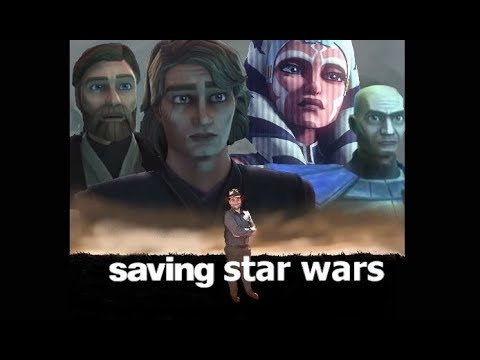 How The Clone Wars Saved Star Wars