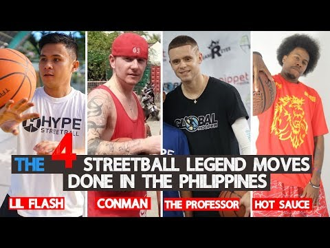 4 STREETBALL LEGEND MOVES IN THE PH