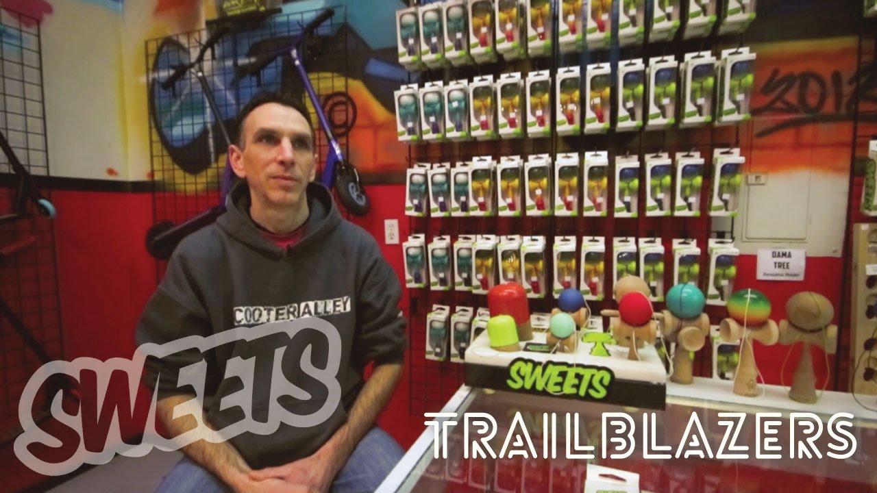 sweets kendamas trailblazers new brunswick youtube