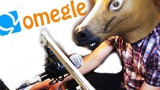 Omegle Horse - IMMA HORSE HOWYA DOIN??