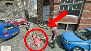 15 Imagenes Más Escalofriantes  En Google Maps Free HD Video