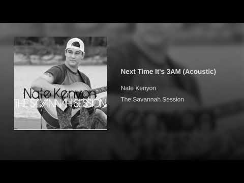 Next Time Its 3AM Acoustic