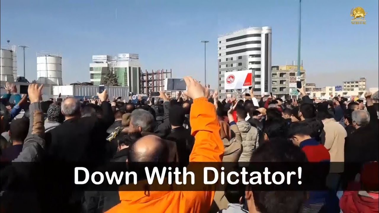 """Iran's Year of Uprising"""