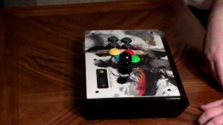 Mad Catz Arcade Fightstick Tournament Edition S (Xbox 360)