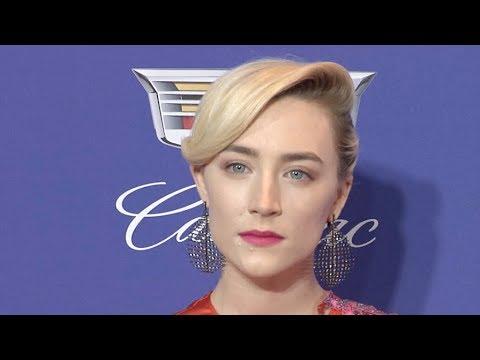Saoirse Ronan at Palm Springs International Film Festival Awards