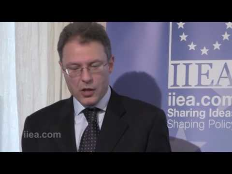 The Fourth Information Revolution and its Ethical and Policy Implications - Lecture at IIEA