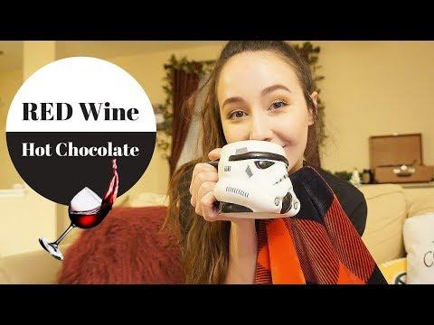 RED WINE & HOT CHOCOLATE RECIPE