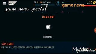 Game news special fighting video