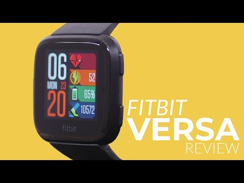 FitBit Versa | Review | Trusted Reviews