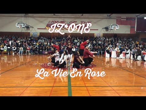 [KE] Lindhurst High School BMA Rally Performance: IZ*ONE (????) - La Vie En Rose (?????)