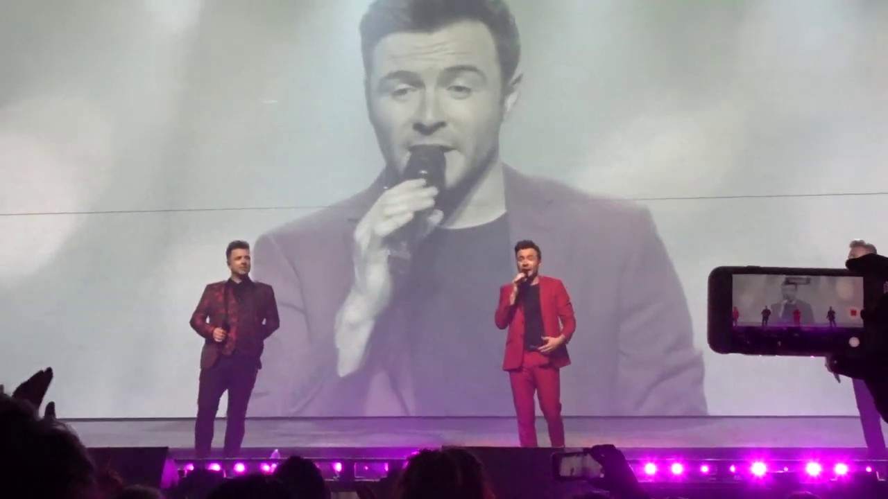 Highlights From Westlife's UK 2019