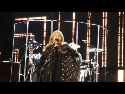 Stand Back LIVE Stevie Nicks 4-2-17 Prudential Center, Newark, NJ