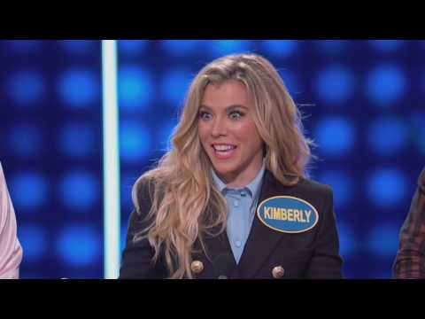 Celebrity Family Feud: The Band Perry and Steve Reminisce About Miss Universe