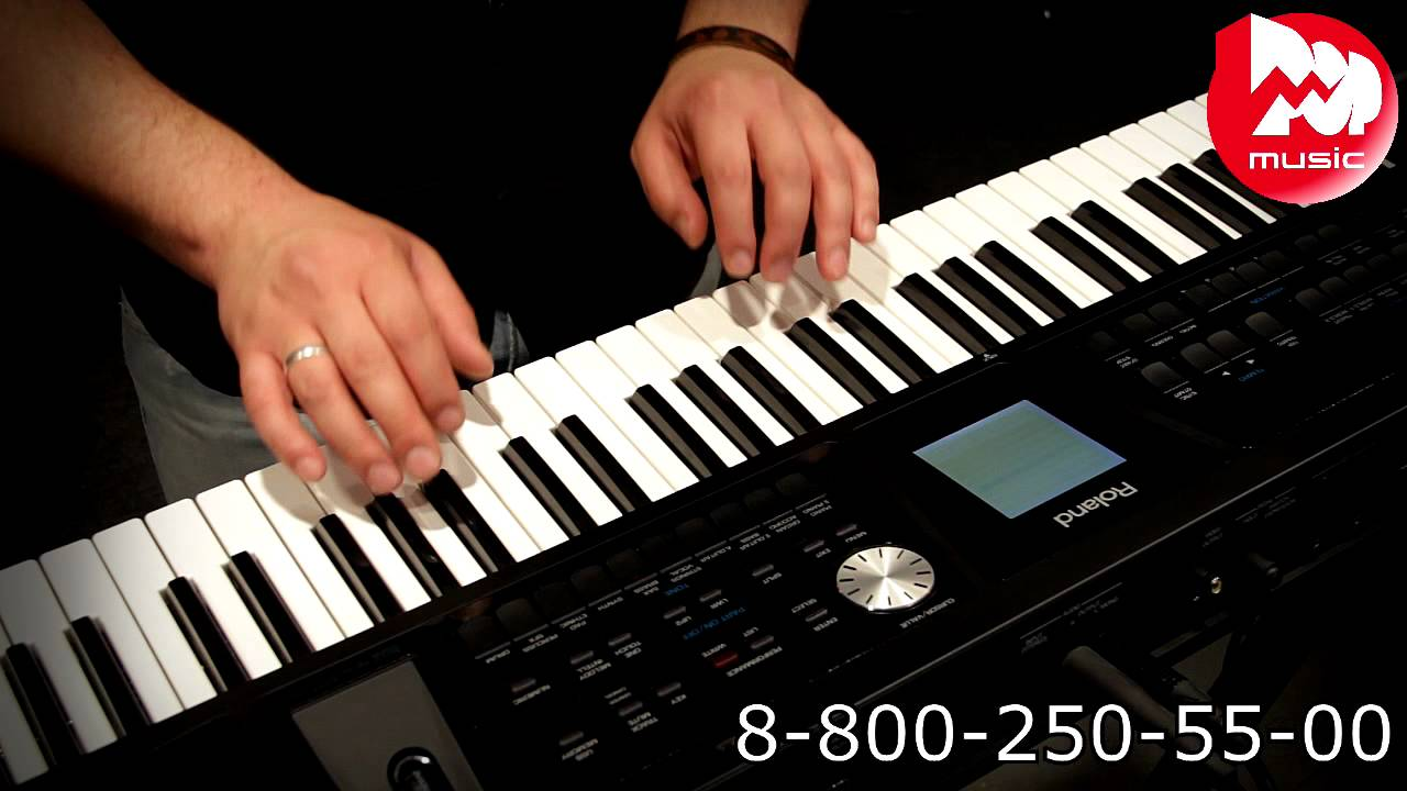 Roland corporation is a leading manufacturer and distributor of electronic musical instruments, including keyboards and. Roland-bk-9-backing-keyboard.