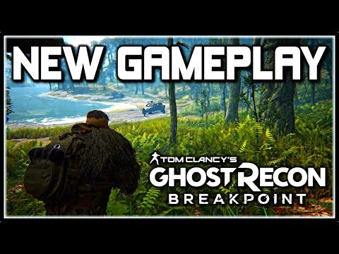 Ghost Recon Breakpoint | NEW Gameplay Trailer!