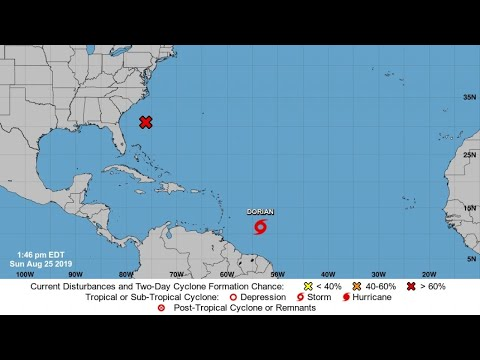 Another hurricane is