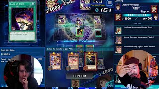 Yu-Gi-Oh! Duel Links with Matt Shipman!: Jan 'N' Juice