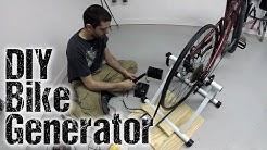 Building a Bike Generator