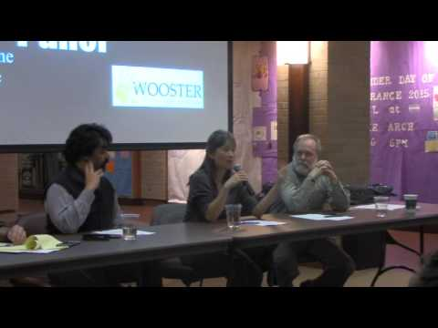 College of Wooster Living Wage Panel 2015 pt 2