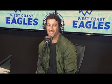 Eagles BACKchat: Ricciardo finally arrives