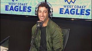 Eagles BACKchat: Ricciardo finally arrives