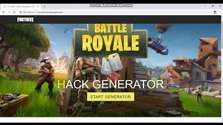 Gratuit VBucks Fortnite- V Bucks Gratuit - Xbox One / PC / PS4 Fortnite Battle Royale 100% de travail