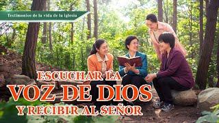 Testimonio cristiano 2020 | Escuchar la voz de Dios y recibir al Señor