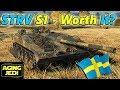 Stridsvagn S1 (STRV S1) Review & Guide - World of Tanks