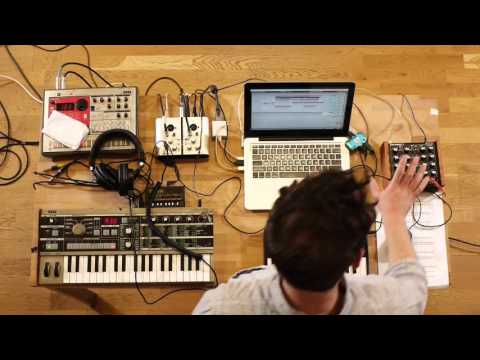 Learn Creative Composition in Ableton Live - with John Watson
