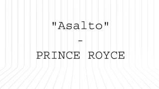 Prince Royce - Asalto (Letra Oficial)
