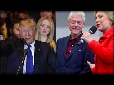 WINNING: TRUMP HUMILIATES CLINTONS, ORDERS FOUNDATION SHUT DOWN
