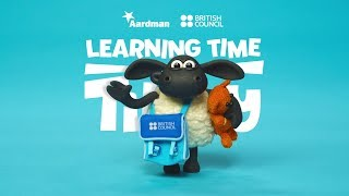 Learning Time with Timmy – English for 2-6 year olds