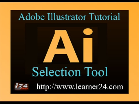 Introduction to Selection tool of Adobe Illustrator