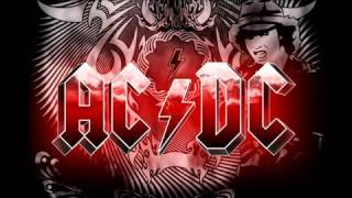 AcDc - Let me Put My Love Into You Guitar Backing Track