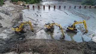 Dam Removal Day 24