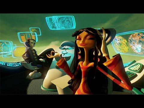 Psychonauts in the Rhombus of Ruin · 3D Preview
