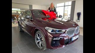 BMW X6 в подарок на 14 февраля. Я, типа, романтичный!