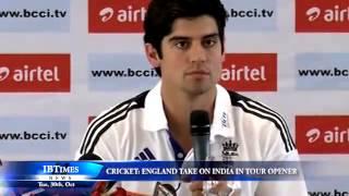 Cricket: England take on India in tour opener
