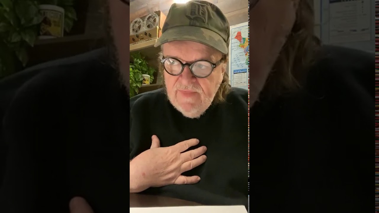English #Police Video Tweets – Michael Moore's take is pretty on point!  #Trump #Insurection #Riot #CapitolHill…