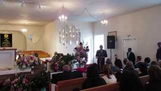 Homegoing Services Mother Mary Ann Mc Coy Pt. 5